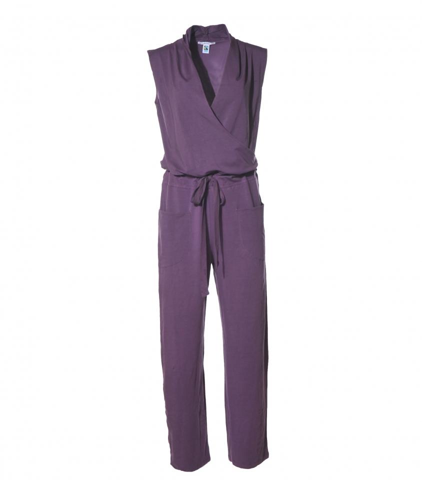 Overall purple