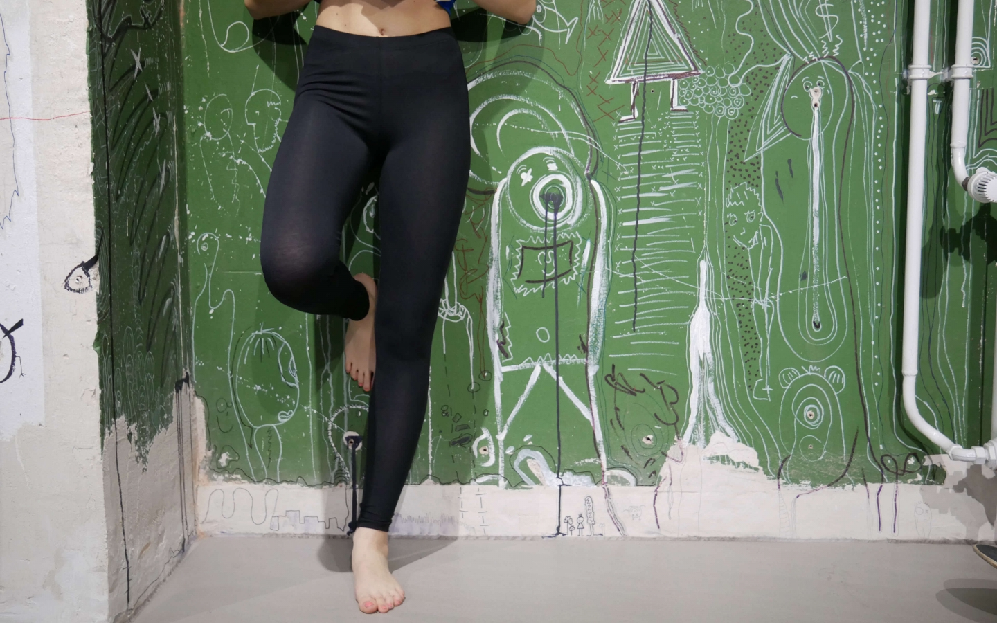 Shiva black Leggings