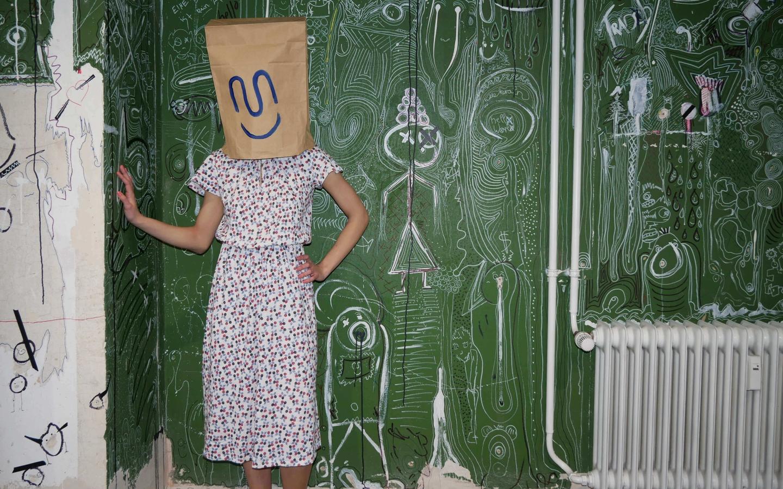 Abigail Berry Dress Multi
