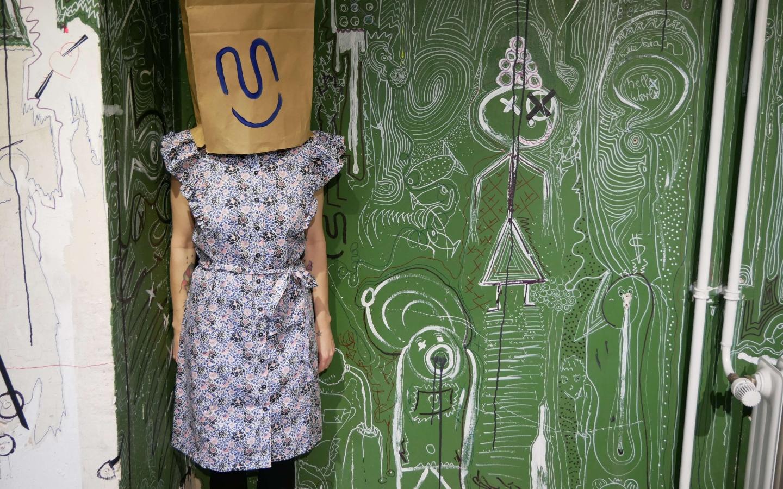 V&A Grafton Frill Dress