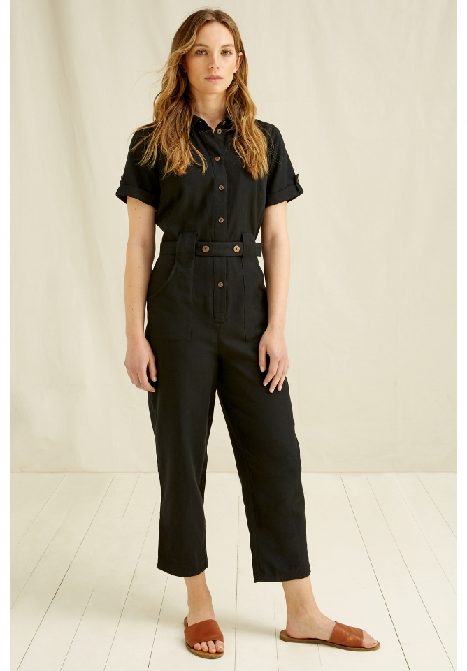 Devon Jumpsuit black