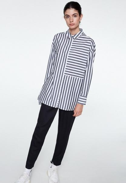 Charlle Block Stripe