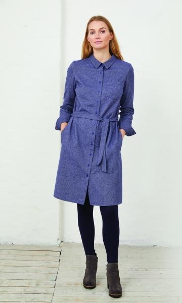 Kleid dark blue