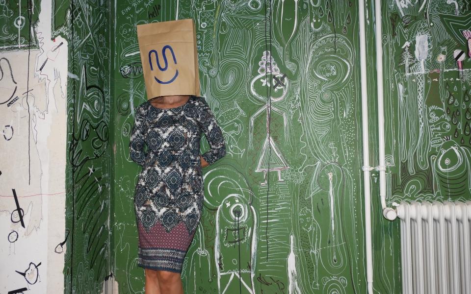 Ethno Dress pinie