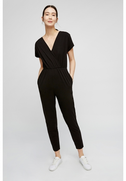 Oliana Jumpsuit Black