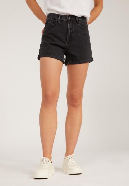 Silvaa Highwaist-Shorts