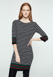 Jolindaa Contrast Stripes