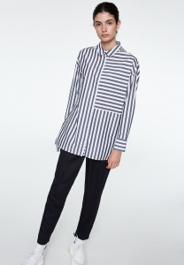 Charlle Block Stripe