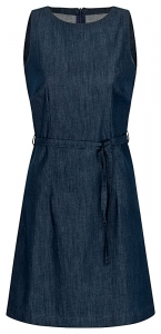 Kim Shift Dress classic blue