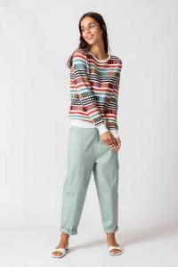 Iradi Women Sweater multicolor
