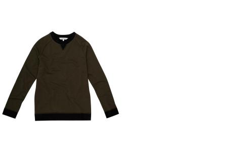 Beckett Sweatshirt khaki