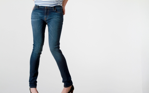 Feuervogl Jeans Svenja fashion blue hellblau