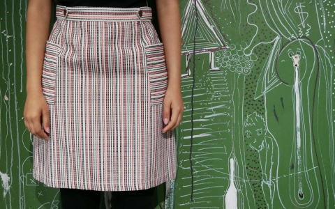 Beatrice Pocket Skirt