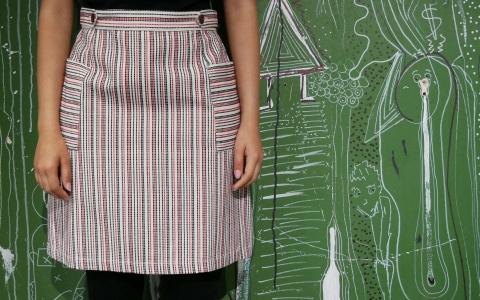 Beatrice Pocket Skirt