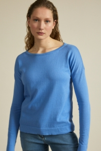 U-Boot Pullover GOTS horizon blue