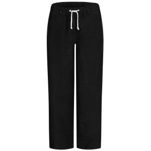 Mala Linen Jogpants black-black