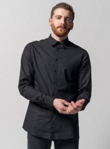 Melawear Hemd black
