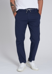 Männer Canvas Pants navy