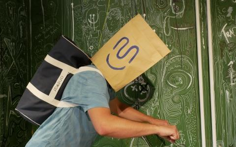 Sportsbag Ansvar III blue