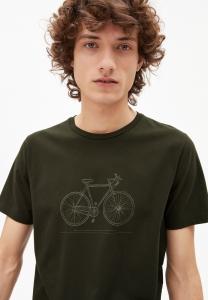 Jaames Tech Bike dark pine
