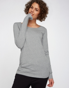 Women Longsleeve Basic