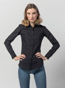 melawear Women Shirt Bluse black